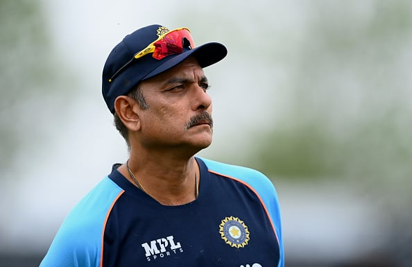 Ravi Shastri Is Covid Positive In RT-PCR Test, Team India Head Coach To Remain In Isolation