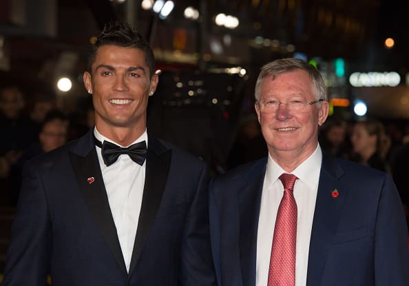 'PS - Sir Alex, This Is For You': Cristiano Ronaldo Makes Stunning Manchester United Return
