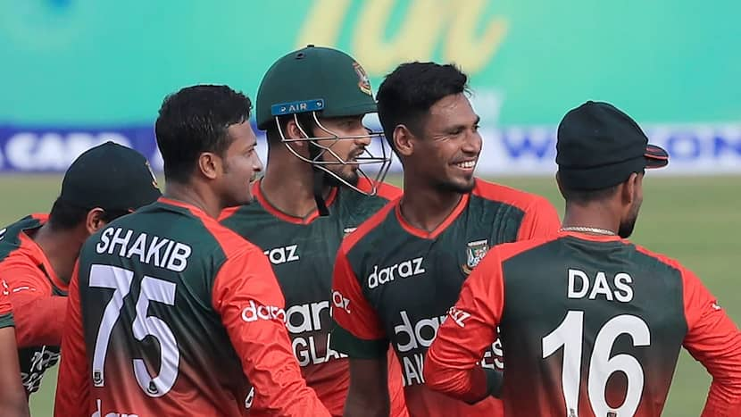 Bangladesh Defeat New Zealand In 1st T20 After Bowling Kiwis Out For 60