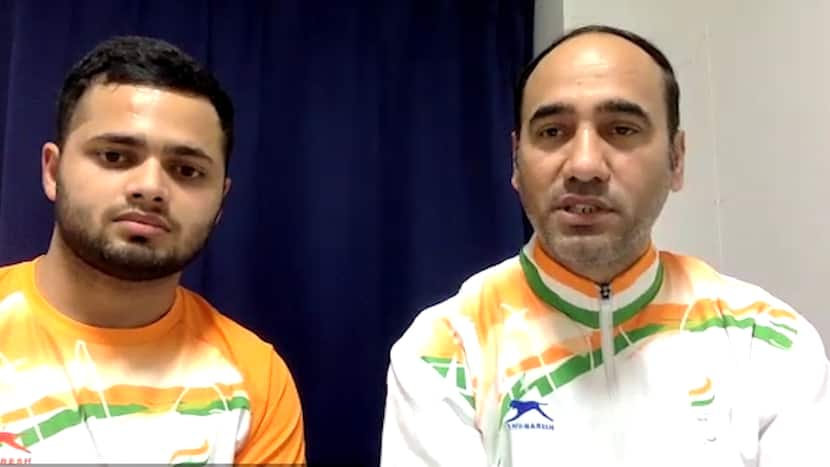Manish Narwal and Singhraj Adhana thank Modi govt for support, encourage youngsters to join sports