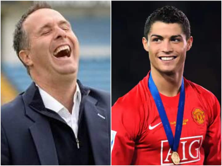 Cristiano Ronaldo's Man Utd Comeback Debut Or India vs England Test? Michael Vaughan Weighs In