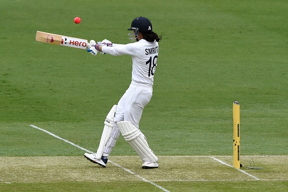 AUSW v INDW: Mandhana Engineers Powerful Start, India Women's First Pink Ball Test In PICS