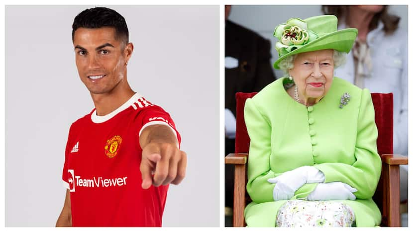Queen Elizabeth Demands Manchester United Jersey 'First Signed' By Cristiano Ronaldo: Report