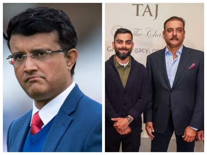 Sourav Ganguly Defends Head Coach Ravi Shastri On 'Book Launch Event', Said These Words