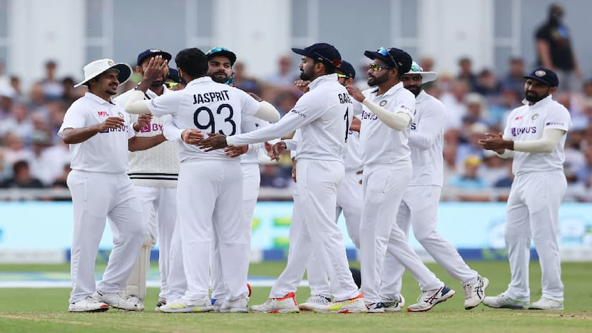 IND vs ENG 4th test   India scores 191 runs in first innings