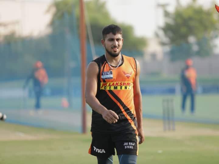 IPL 2021: SRH Names J&K's Umran Malik As Short-Term Covid Replacement For T Natarajan