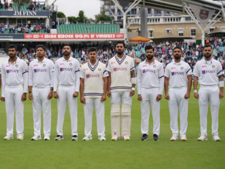 Ind vs Eng: Indian Players Wear Black Armbands In Renowned Coach Vasudev Paranjape's Honor