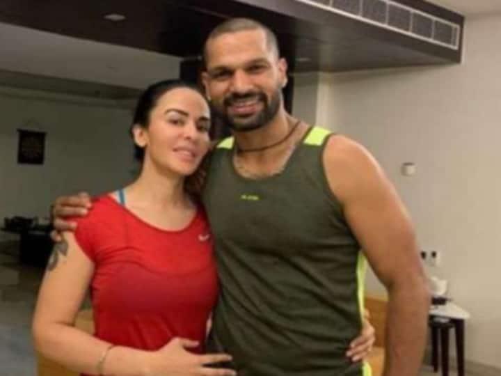 Team India Opener Shikhar Dhawan And Wife Aesha Mukerji End 8-Year Marriage