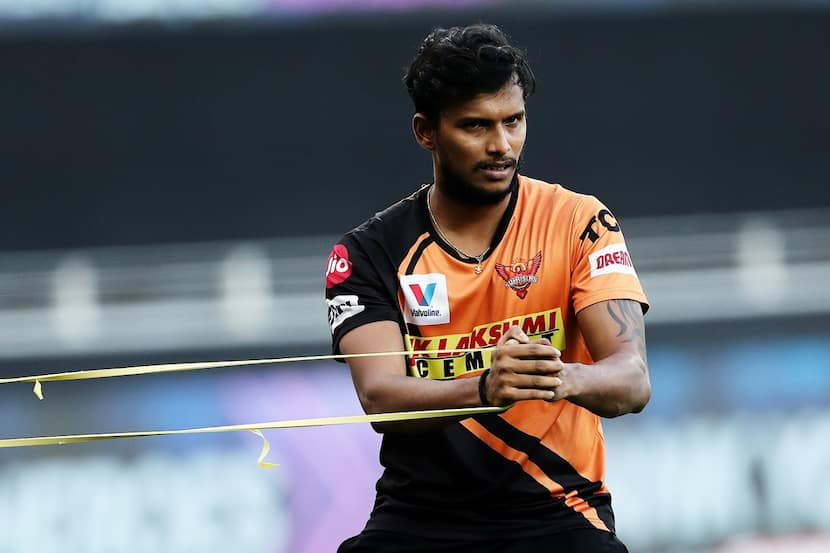 IPL 2021, DC Vs SRH: T Natarajan Tests Covid Positive, Match To Continue As Per Schedule