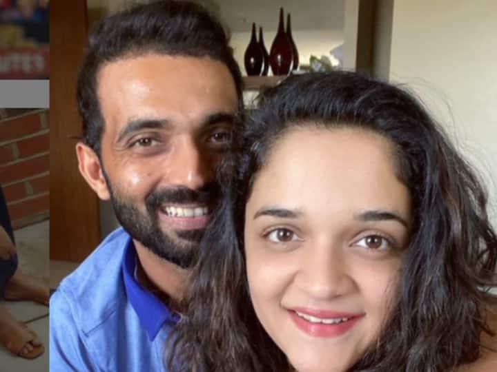 Ajinkya Rahane Completes 10 Years In International Cricket, Wife Radhika Shares Heartfelt Post