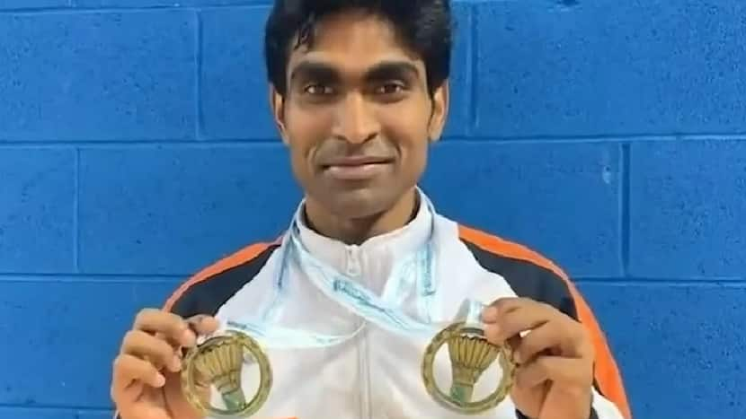 Tokyo Paralympics   Badminton player Pramod Bhagat reaches Finals