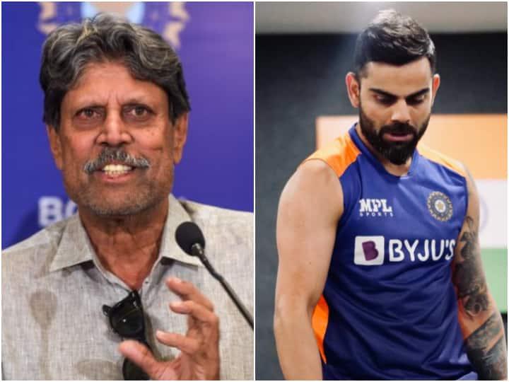 Kapil Dev Backs Kohli's Decision To Step Down As T20 Captain, Says 'Find It A Bit Odd Though'