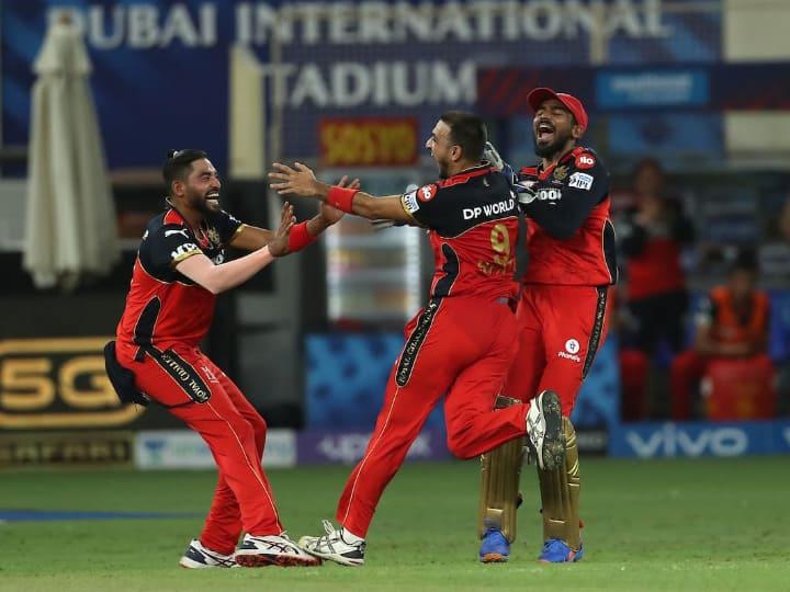 IPL 2021, RCB vs MI: Harshal Patel Takes Four AsBangalore Beat Mumbai By 54 Runs