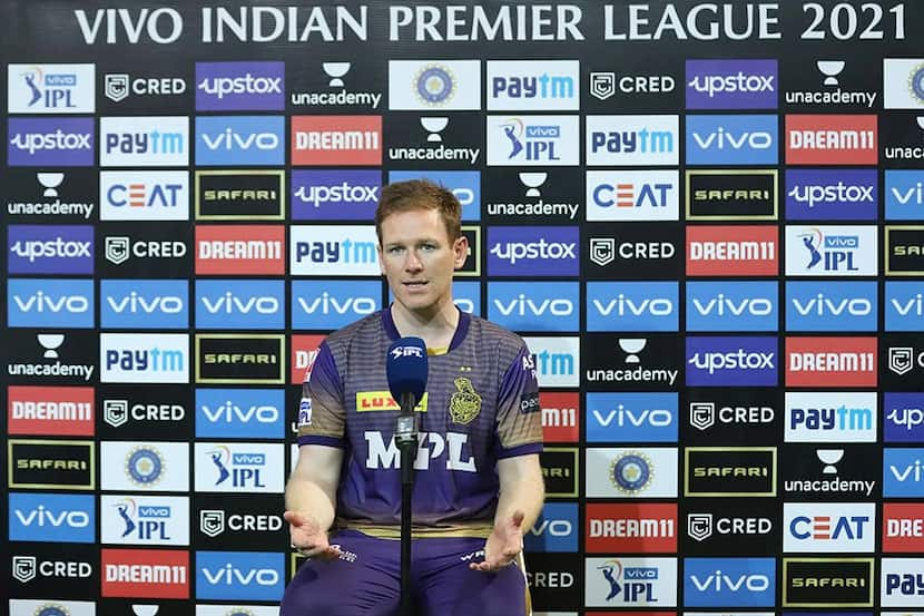 IPL 2021: KKR Captain Eoin Morgan Fined ₹24 Lakhs For Slow Over Rate Against Mumbai Indians