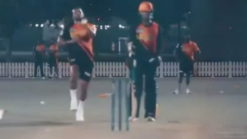 IPL 2021: T Natarajan tests Covid positive, but no trouble for SRH vs DC match