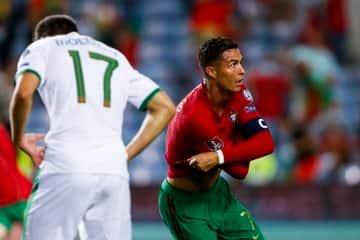 POR Vs IRE: Cristiano Ronaldo Creates History, Becomes Top International Goal Scorer Ever