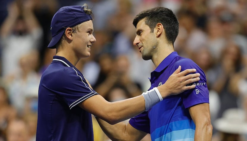 US Open 2021: Novak Djokovic Drops 2nd Set, But Wins 1st Round In His Calendar Grand Slam Quest