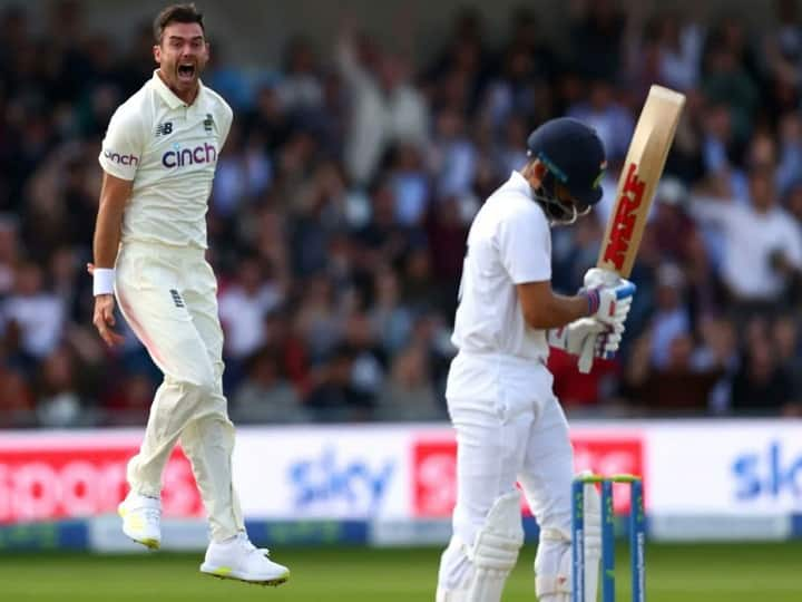 'I Want To Show Him What It Means For Us': Anderson On Picking Virat Kohli's Wicket |IND Vs ENG