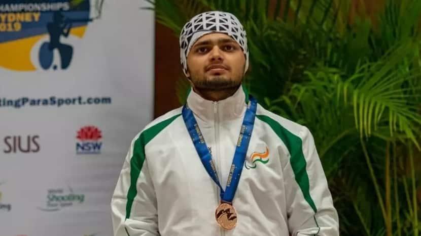 Tokyo Paralympics   Manish Narwal wins gold in shooting, Singhraj gets silver