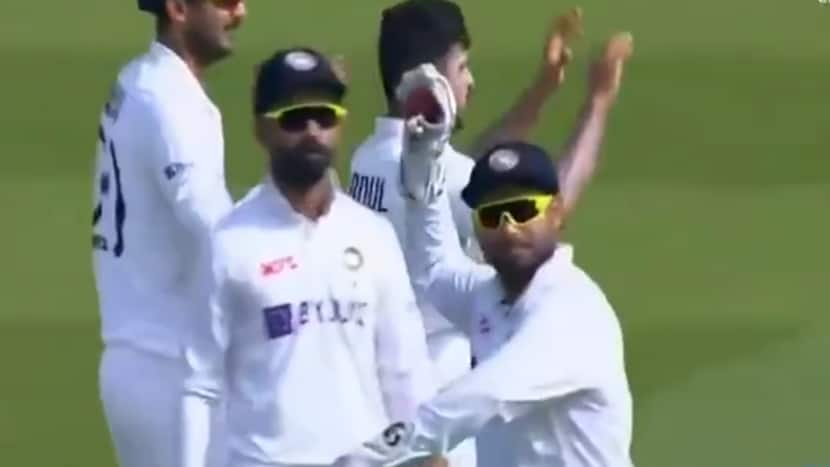 Oval Test: England loses 6 wickets   India Vs England