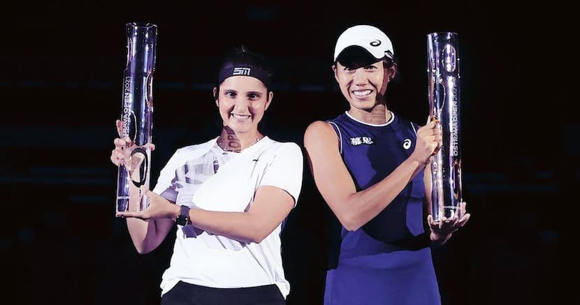 Sania Mirza Wins Women's Doubles Title At Ostrava Open With Chinese Partner Shuai Zhang