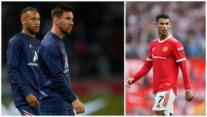Forbes' World's Highest Paid Footballers 2021 - Full List  Ronaldo Surpasses Messi To Be On Top