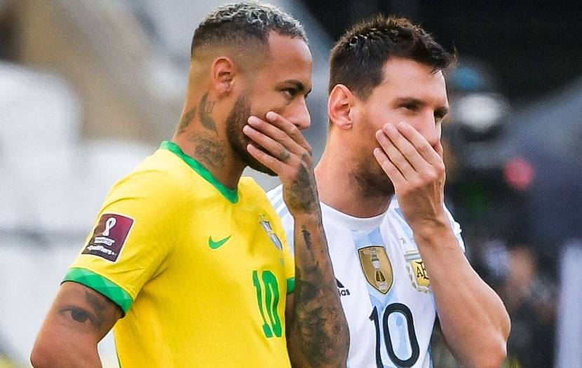 Brazil Vs Argentina Suspended In 5 Minutes As 4 Players Breach Quarantine Rules