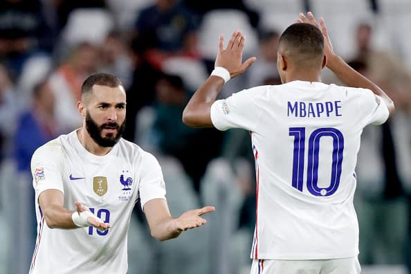 Nations League: After Falling 0-2 Behind, France Defeat Belgium By 3-2   Benzema, Mbappe Shine