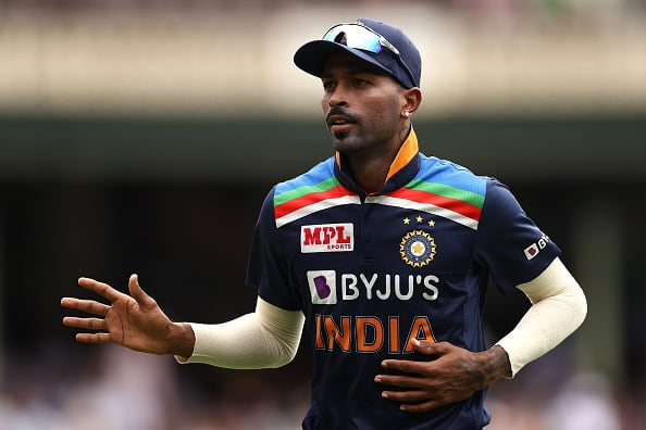 Hardik Pandya May Miss Out On Selection From T20 World Cup Due To 'One Dimensional' Play:Report