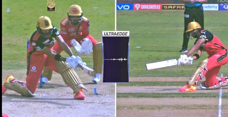 IPL 2021: 3rd Umpire Declares KL Rahul 'Not-Out' Despite Clear Spike Seen On Ultra-Edge