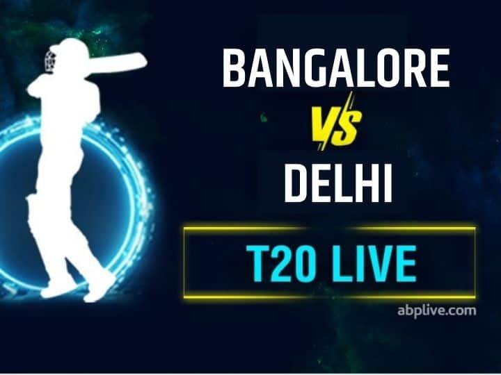 RCB vs DC Score LIVE: The Quest For The Top Position Is On! Virat Kohli Vs Rishabh Pant