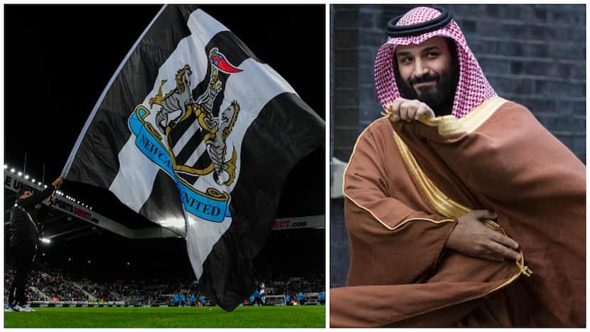Saudi Arabia-Backed Consortium Takeover English Football Club - Newcastle United
