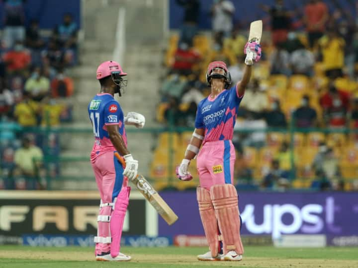 IPL 2021, CSK vs RR: Jaiswal-Dube Blitzkrieg Power Rajasthan To 7-Wicket Win Over Chennai