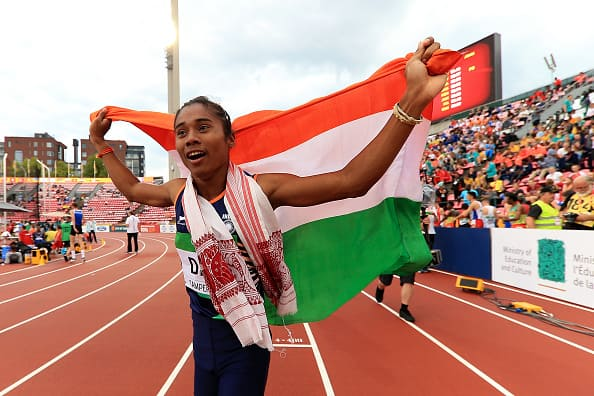 Sprinter Hima Das Tests Positive For Covid-19, Condition Stable