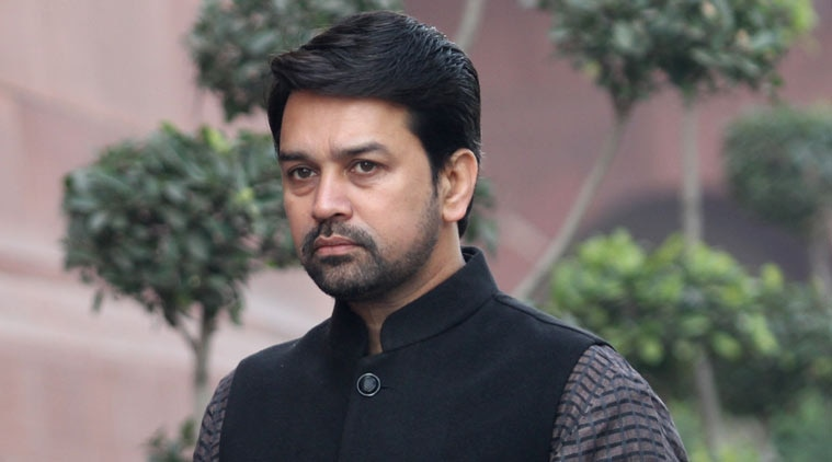 Sports Minister Anurag Thakur Angry Over Hockey India's Withdrawal From CWG