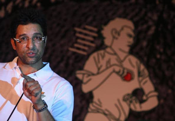 Wasim Akram Doesn't Want To Coach Pakistan As He 'Can't Tolerate Misbehaviour On Social Media'