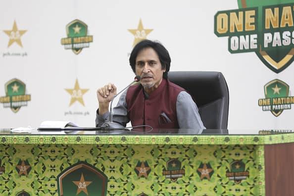 PCB To Recieve Blank Cheque If Pakistan Beats India In T20 WC: Ramiz Raja