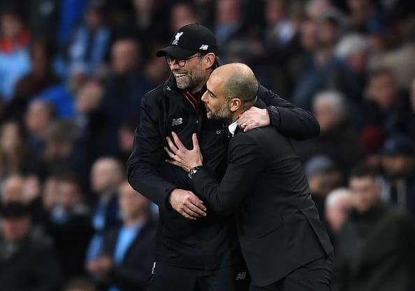 'He Put Me On Another Level': Guardiola's Praise For Klopp Ahead Of Liverpool Vs Man City